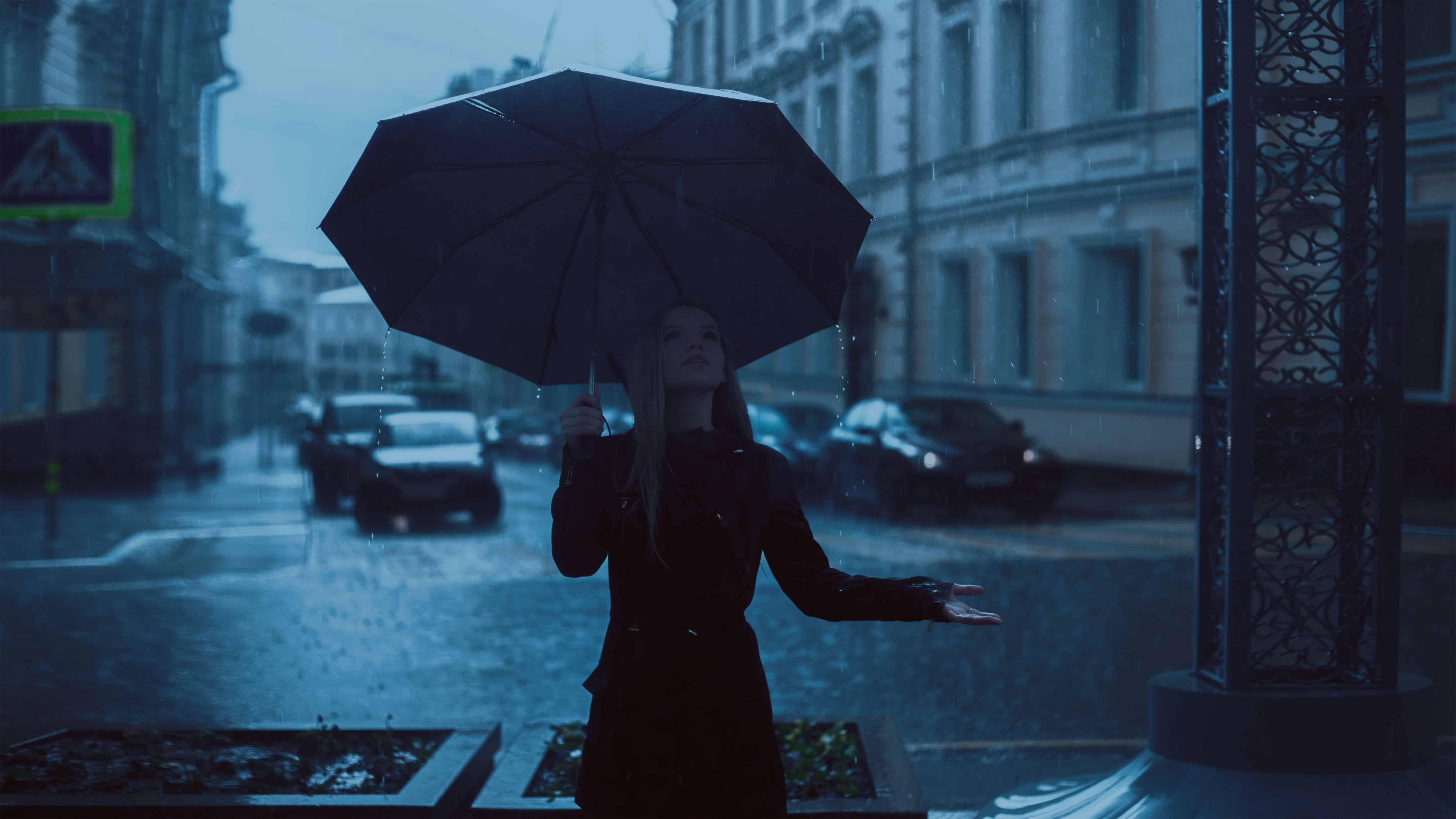 effetto pioggia